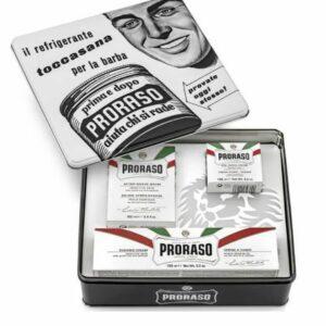 Proraso Giftbox Scheerproducten Gevoelige huid