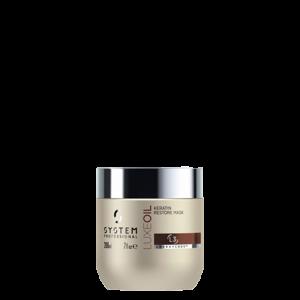 System Professional LuxeOil Keratin Restore Mask L3 200ml