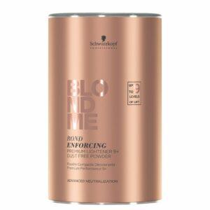 Schwarzkopf Ontkleuringspoeder Blond Me Premium Lift 9+ 450gr